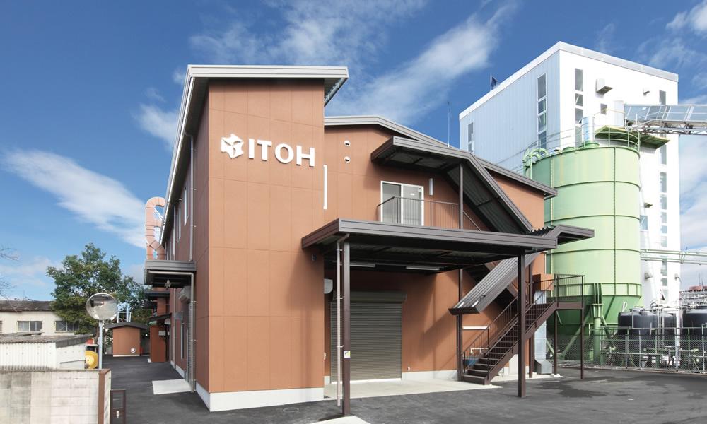 伊藤製作所山科南工場